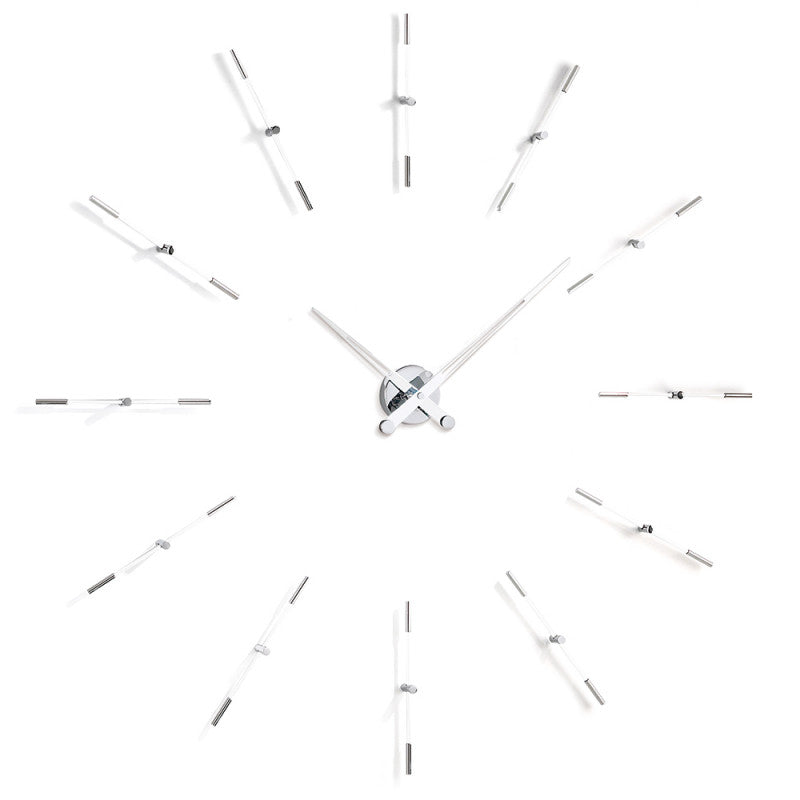 Merlin 12 I Wall Clock