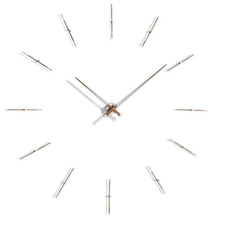 Merlin 12 N Wall Clock