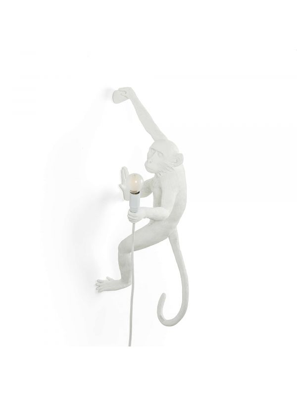 The Monkey Lamp   - Outdoor version