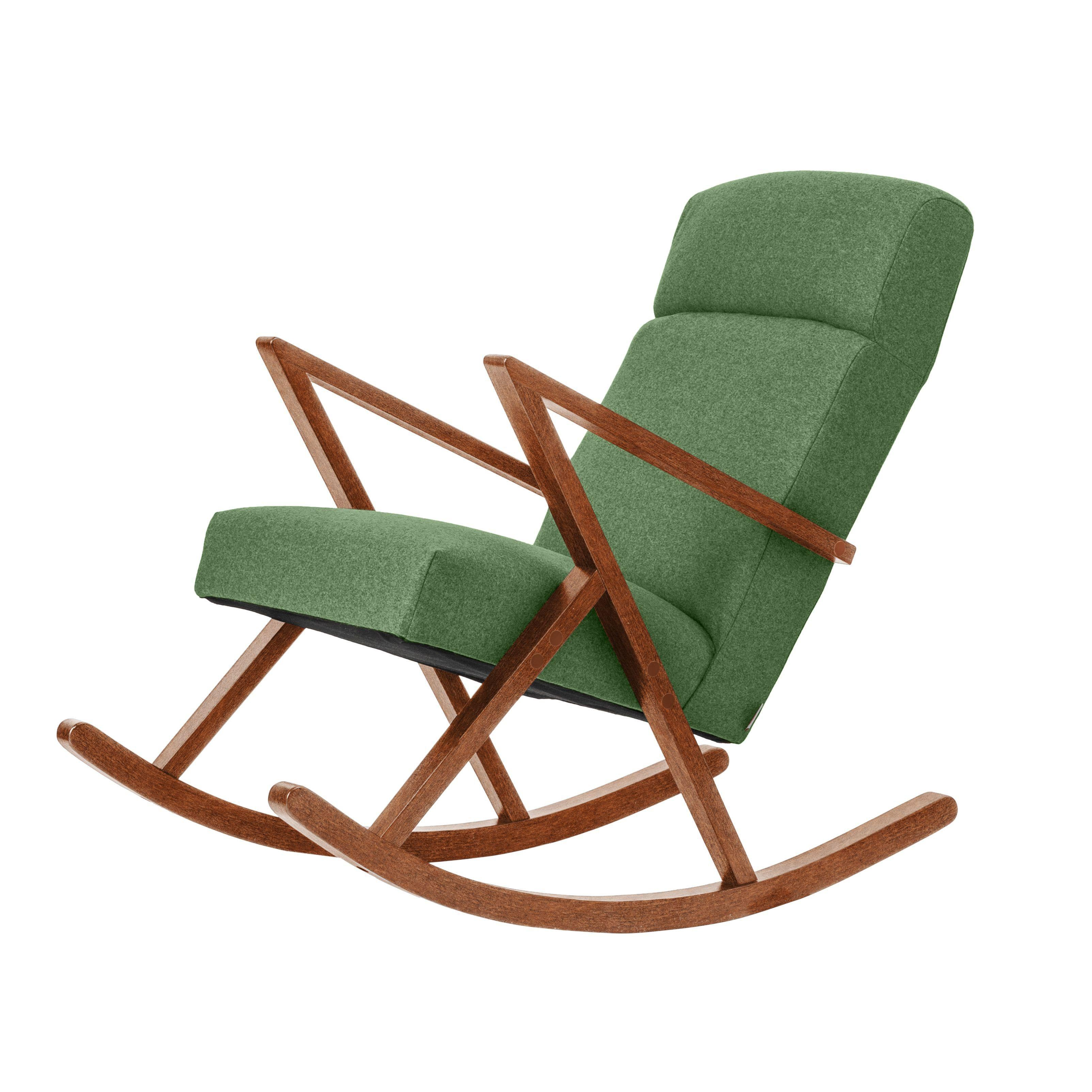 Retrostar Lounge Rocker | Wool Line