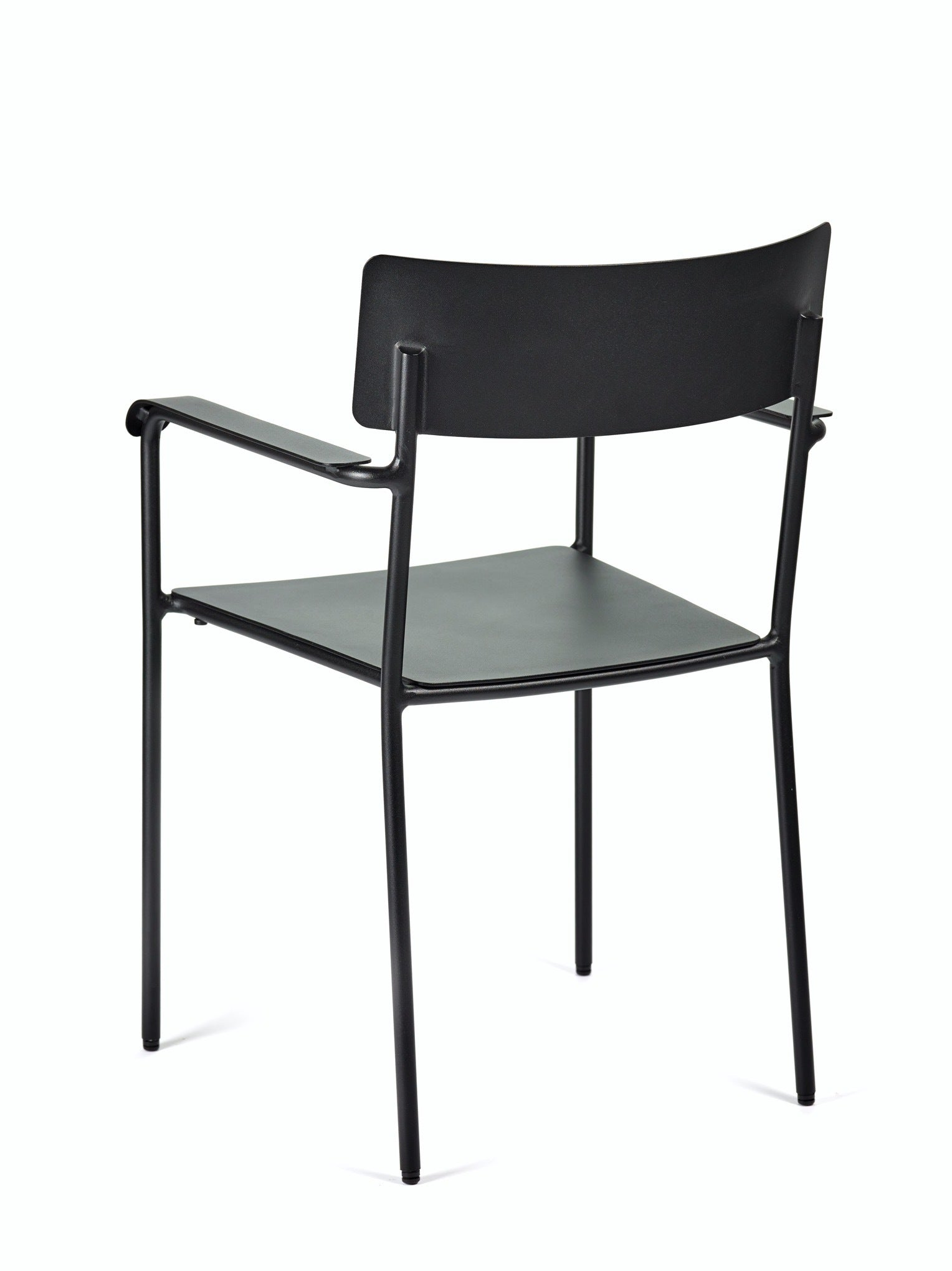 August Chair with Armrest - Set of 2