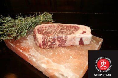 Strip Steak - Fullblood Wagyu