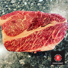 Load image into Gallery viewer, Chuck Roast - Fullblood Wagyu