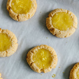 Lemon Curd Paleo Cookies
