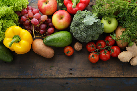 Organic Box of Fruit & Vegetables