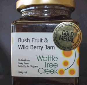 Bush Fruit & Wild Berry Jam