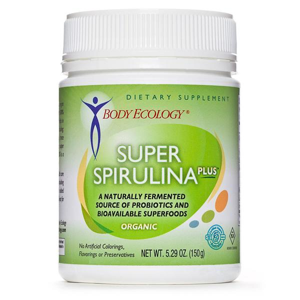 Super Spirulina Plus - Superfood