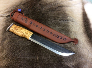Wood Jewel 23LE Leuku Knife - KnivesOfTheNorth.com