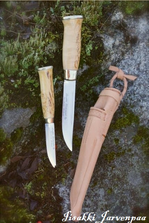Järvenpää Trekking Puukko Combination Set Knife 5618