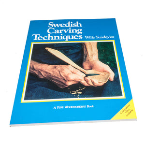 Book on Swedish Carving Techniques - KnivesOfTheNorth.com