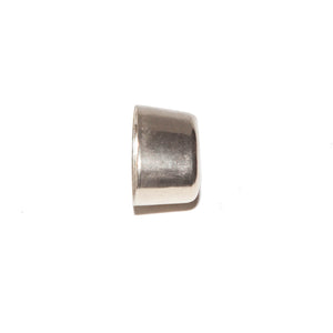 Laurin Ferrule 15mm x 23mm Nickel Shaped - KnivesOfTheNorth.com