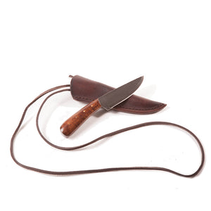 River Traders Medium Courer de Bois Knife - KnivesOfTheNorth.com