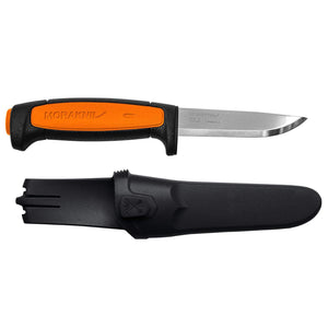 Mora Basic 546  Black/Orange Knife M-13246