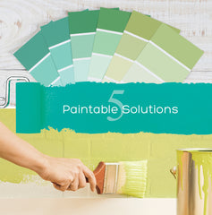 PAINTABLE SOLUTIONS V
