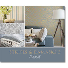 STRIPS AND DAMASK