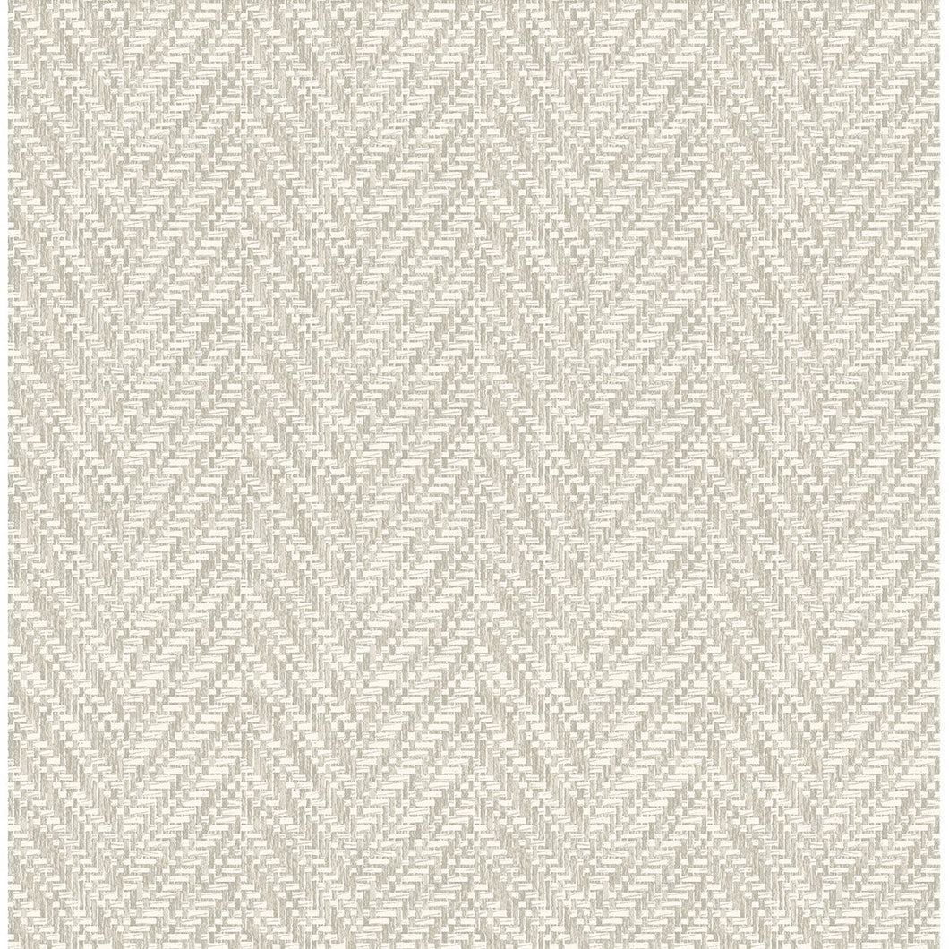 Ziggity Linen Faux Grasscloth Wallpaper by Sarah Richardson