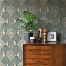 Load image into Gallery viewer, Westport Geometric Wallpaper