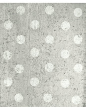 Load image into Gallery viewer, Concrete Dots Light Grey Polka Dot Mural