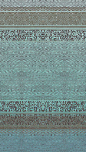 Turquoise Tapestry