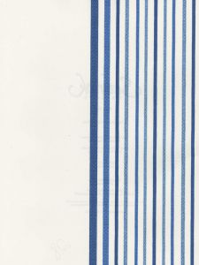 BT154604. Blue and white stripe