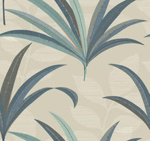 Load image into Gallery viewer, El Morocco Palm Wallpaper