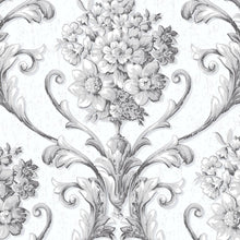 Load image into Gallery viewer, Floral Damask Wallpaper
