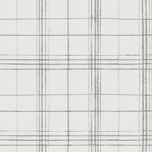 Farmhouse Plaid Wallpaper