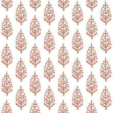Load image into Gallery viewer, Paisley On Calico Wallpaper