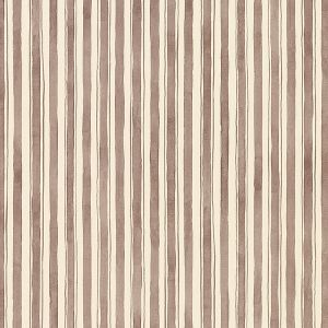 FK26923. Brown and cream ticking stripe