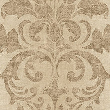 Load image into Gallery viewer, G34119 Gold Vintage Damask