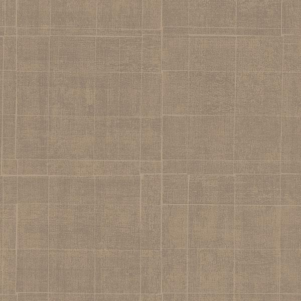 Linen Grid Wallpaper