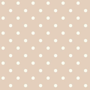 Magnolia Home Dots on Dots Removable Wallpaper white/pink