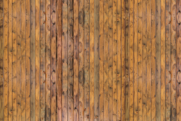 Wood Plank Wall Mural