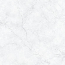 Load image into Gallery viewer, Carrara Marble Peel & Stick Wallpaper