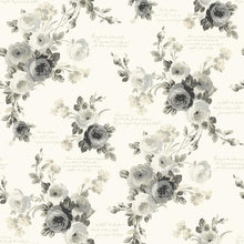 Load image into Gallery viewer, Magnolia Home Heirloom Rose Removable Peel and Stick Wallpaper