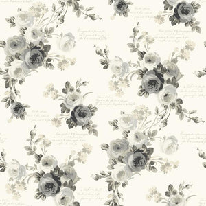 Magnolia Home Heirloom Rose Removable Peel and Stick Wallpaper