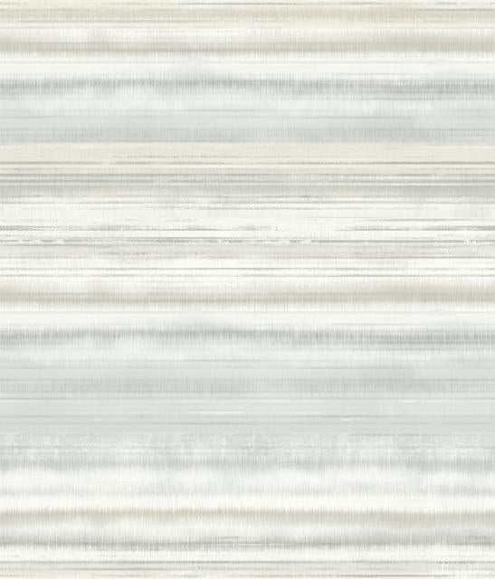 Fleeting Horizon Stripe Peel and Stick Wallpaper