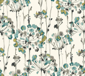 Flourish Peel and Stick Wallpaper