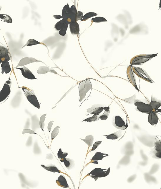Linden Flower Peel and Stick Wallpaper