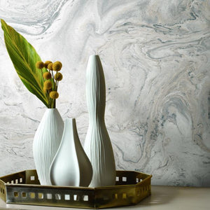 Oil & Marble Peel and Stick Wallpaper