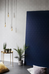 Hex Paintable Geometric Wallpaper