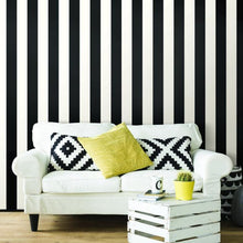 Load image into Gallery viewer, AWNING STRIPE PEEL & STICK WALLPAPER