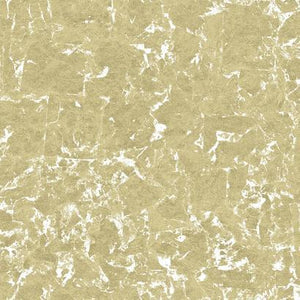 GOLD LEAF PEEL AND STICK WALLPAPER