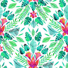 Load image into Gallery viewer, CAT COQUILLETTE TROPICAL PEEL & STICK WALLPAPER