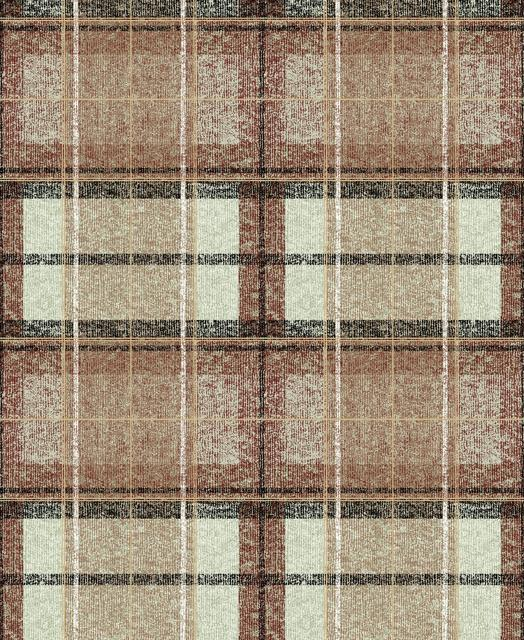 TWEED PLAID PEEL & STICK WALLPAPER
