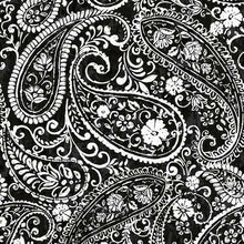 Load image into Gallery viewer, PAISLEY PRINCE PEEL & STICK WALLPAPER