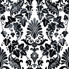 Load image into Gallery viewer, VINE DAMASK PEEL & STICK WALLPAPER