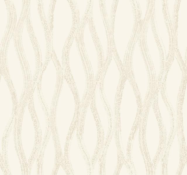 ogee, bands, stripes, metallic, contemporary, glowing, metallic, textured, sinuous