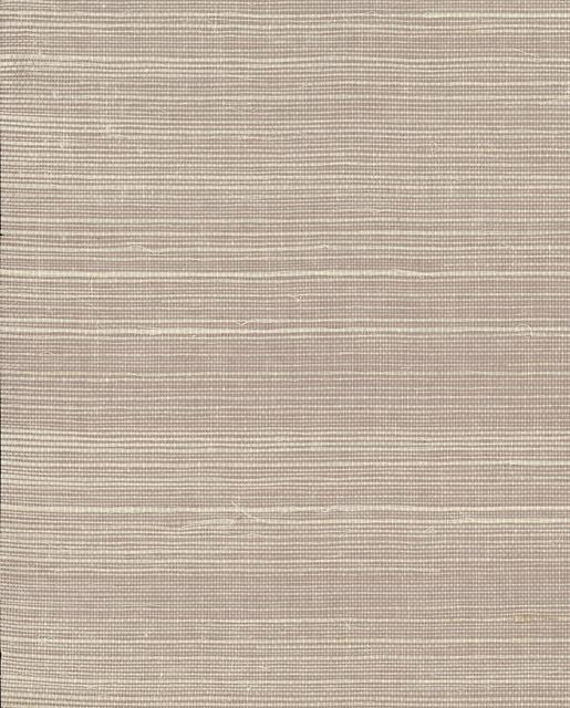 Magnolia Home Plain Grass Wallpaper gray/beige