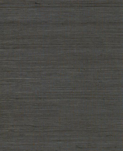 Magnolia Home Multi Grass Wallpaper gray/black
